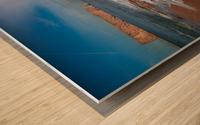Ecume Perce Wood print