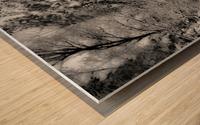 Obscur Wood print