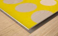 Lotus 3 Wood print