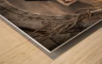 Mendacium Wood print