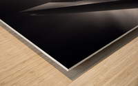 Headquarter by Sebastien DEL GROSSO Wood print