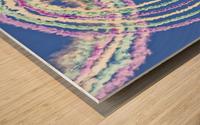 Spiro Wood print