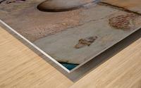 Stucco ap 2089 Wood print