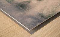 Wave Curl ap 2674 Wood print
