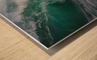 Wave Curl ap 2681 Wood print