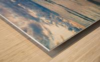 Sunset ap 2446 Wood print