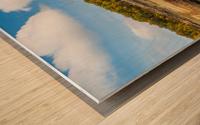 Water Colors ap 2492 Wood print