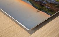 Sunrise ap 2896 Wood print