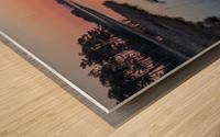 Sunrise ap 2786 Wood print