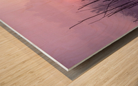Sunrise ap 1501 Wood print