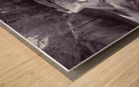The Basin ap 2162 B&W Wood print
