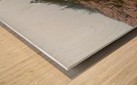 Granite Boulders ap 2270 Wood print