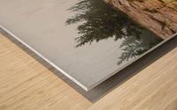 Granite Rock ap 2285 Wood print