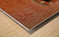 Window Study ap 2095 Wood print