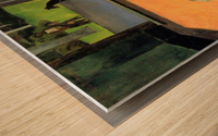 Te Faaturama by Gauguin Wood print