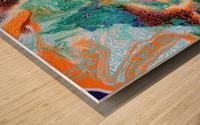 popartfantasy Wood print