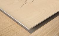 Cerebration Wood print