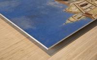 Riva degli Schiavoni Wood print