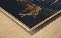 Theatrophone Wood print