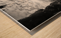 Daumesnil lake Impression sur bois