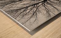 L'arbre de vie Impression sur bois