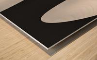 Abstract Sailcloth 5 Wood print