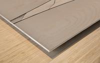 Abstract Sailcloth 18 Wood print