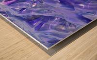 L intrus Wood print