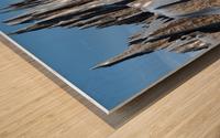 L antre d Odin Wood print