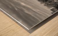 Under construction Impression sur bois