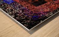 Tree Layers 4 Wood print
