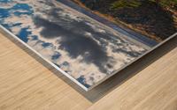 Cape Clear Wood print