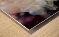 Peek A Boo Wood print