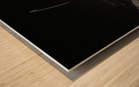 Turbo Prop Wood print