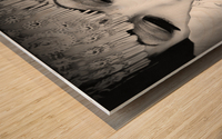asia 1 Wood print