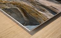 Vertical Vision Wood print
