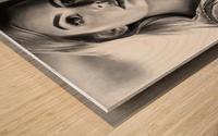 russia 2 Wood print