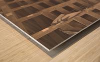 0060 Wood print