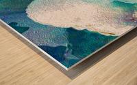 TheDeep Wood print