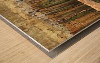 0195a Wood print