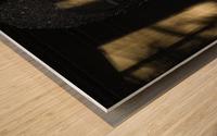 Entrer dans la lumiere -  Step into the light Wood print