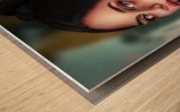 Eves apple Wood print