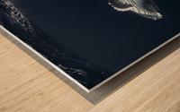 Beautiful turn Wood print