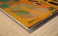 Folie Douce Wood print