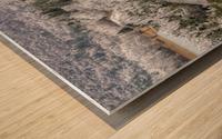 Cheticamp Ice Storm Wood print