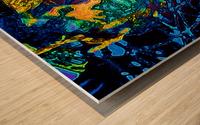 Tangled Transformation 3 Wood print