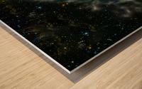 A Trillion Stars   Wood print