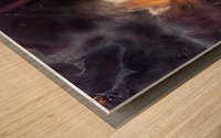 Painting The Heavens Wood print