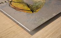 Cokoriko Wood print