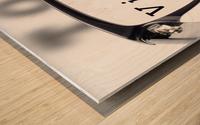 vision 2 Wood print